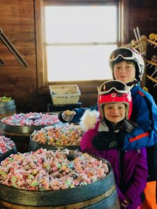 Candy Cabin- Best Places to Ski in Colorado