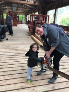 Totem Pole Carving in Ketchikan- 5 Best Alaska Cruises for Families