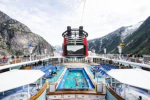 Disney Cruise Line in  Alaska- 5 Best Alaska Cruises for Families