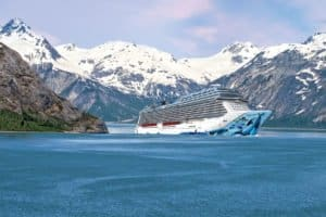 Norweigian Bliss Alaska- 5 Best Alaska Cruises for Families