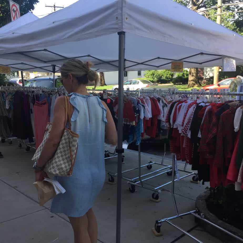 Guide to Sidewalk Sales in Fairfield County, Northern NJ, Westchester and Long Island