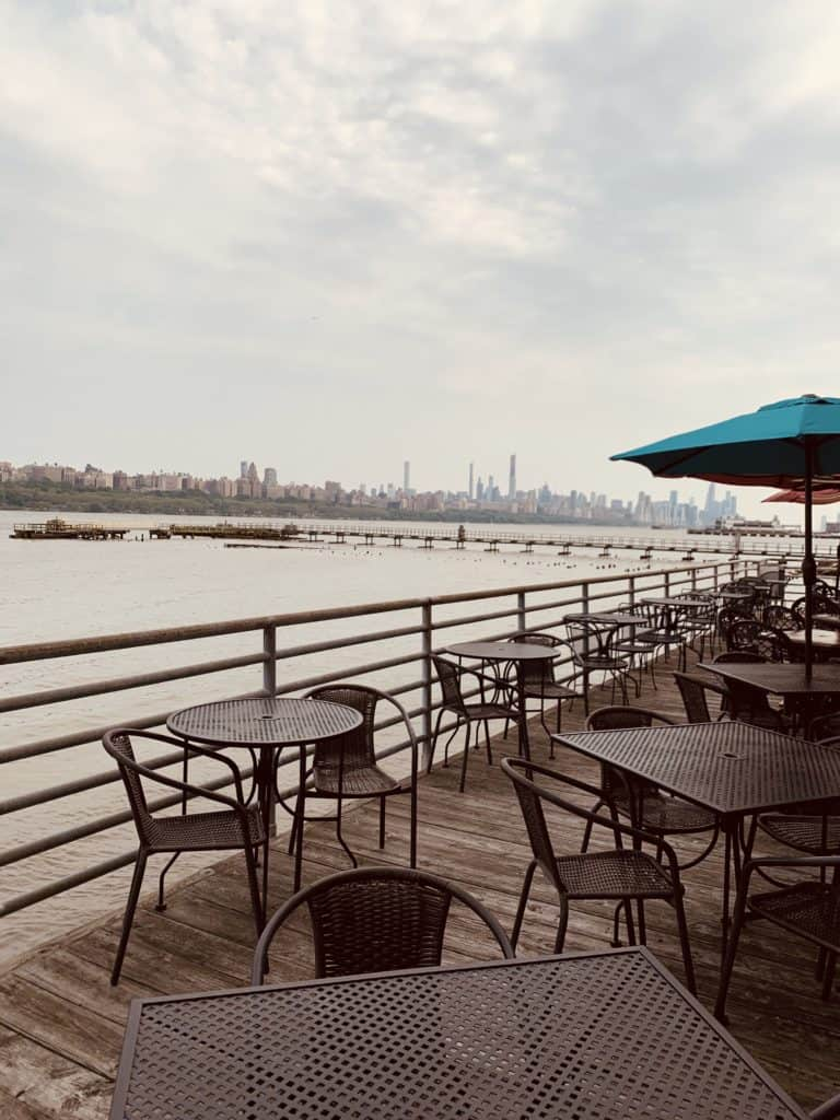 brunch hudson waterfront new jersey