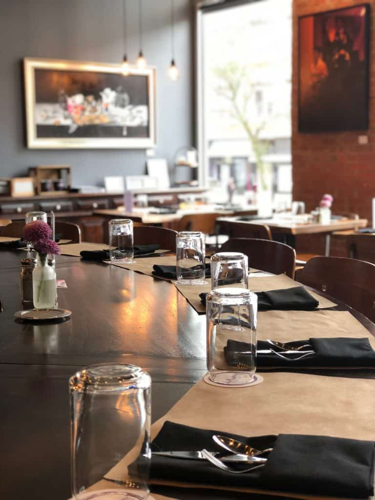Chef Risa Boyer's Go-To  Restaurants in Montclair, NJ Area