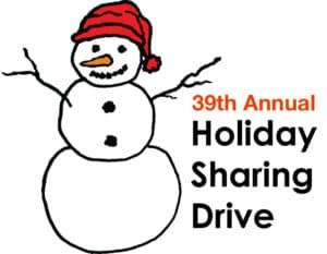 Junior League of Westchester Holiday Sharing Drive